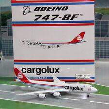 1/400 PHOENIX Cargolux B747-8F LX-VCJ
