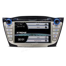 "AUTORADIO 7"" DVD Hyundai Tucson IX35 Wifi Bluetooth Navigatore Comandi Volante"