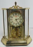 Kundo Anniversary KIENINGER OBERGFELL 400 Day Hexagon Clock Not Battery Operated