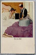 B. W. BELLE EPOQUE Donnine Moda Cappelli PC Circa 1910