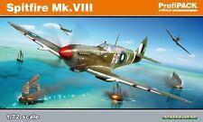 Eduard 1/72 Supermarine Spitfire Mk. VIII Profipack Edición # K70128