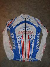 Rarität Bontrager Team Astana Trek  USA champ jersey meister trikot