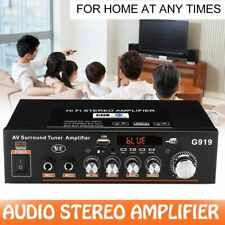Audio Music Players Bluetooth Power Mini Amplifiers Home And Car Stereo Speakers