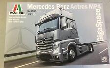Italeri 1: 24 Mercedes Benz Actros MP4 3905 Gigas ritmo vehículo