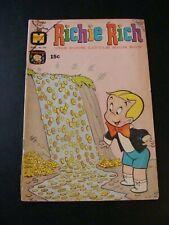 RICHIE RICH #104 Harvey COMICS Bronze VG 1971