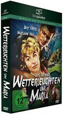 Luces meteorológico para maría luis Trenker Marianne hold DVD nuevo