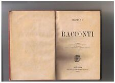 MEMINI (castellani-fantoni) - RACCONTI  Dumolard 1884