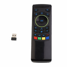 FM5S/FM5S+ Air Mouse Remote Control Mini Keyboard IR Learning Remote Control HR