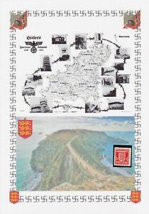 ALLEMAGNE  GERMANY DEUTSCHES REICH  - Yv. T. GU05 - N*- 1942