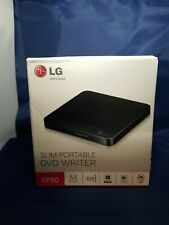 New listing Genuine Lg Slim Portable Dvd Writer Gp50Nb40 brand new.