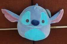 "Disney Squishmallow  10"" Stitch HTF NWT Smoke Free"