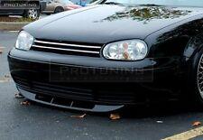 MK4 4 IV Front Bumper spoiler 25th GTI LIP Chin Valance Splitter Skirt R MK R32