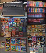 Atari 2600 PAL Woody Heavy 6 Rare Games Mega Bundle - 100+ Personal Collection