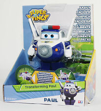 Auldeytoys YW710250 super Wings Transforming Paul Spielzeugfigur