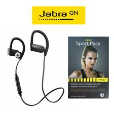 Bluetooth Headphone 4.0 JABRA Sport Pace Wireless Stereo Headset iPhone Black