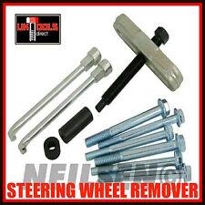 "Steering Wheel Remover Set Kit Puller SAE - METRIC **4"" - HUBS**"