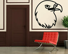 Wall Stickers Vinyl Decal Eagle Predator Bird Tribal Simbol  Decor Mural ig008