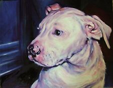 Commission Oil Painting of your Dog