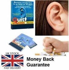 QUIT SMOKING EAR MAGNET CIGARETTES MAGNETIC EAR ACUPRESSURE ZERO STOP SMOKE