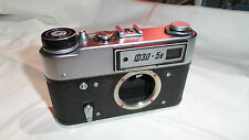 FED 5B 5 V 5V B Russian Leica M39 mount camera BODY only  5170