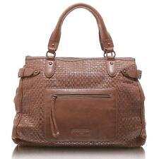 $368  Liebeskind Women's Kay Cognac Satchel