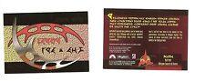 Star Trek TNG Season 2  Embossed Foil Chase Card  S8 Klingon Sword