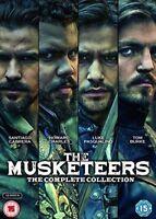 The Moschettieri Serie 1 A 3 Collezione Completa DVD Nuovo DVD (BBCDVD4142)