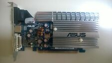 Scheda video pci-e Asus EN7200GS/HTD/256M 256MB fanless silent