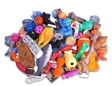 Dog Toys Pack of Bulk Assorted Pet Toy Gift Set Ball Rope Chew Squeaky Fetch Toy