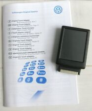 VW Bluetooth Touch Adapter 3C0 051 435 TA * 1a Zustand! mit BA + akt.Software !