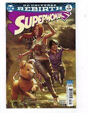 Superwoman # 13 Variant Cover Nm