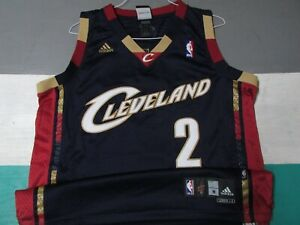 Cleveland Cavaliers Mo Williams Navy Blue Adidas Swingman Jersey Adult Medium