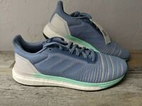 New Adidas Women's Size 7.5 Solar Drive Running Shoes Blue New No Box