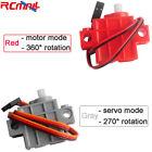 4pcs 270 360 Degree Rotation Servo Motor JR Plug for Lego Microbit Smart Car