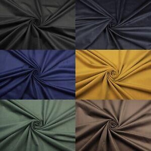Baumwollsamt Samt Velours Velvet Bekleidungsstoff Stretch elastisch Baumwolle