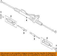 Chevrolet GM OEM 13-15 Spark Steering Gear-Inner Tie Rod End 95192778