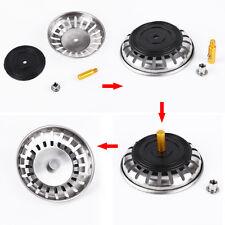 Kitchen Sink Strainer Waste Plug About 83mm Diameter Kitchen Basin-Specific