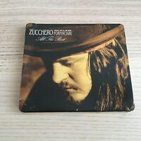 Zucchero Fornaciari _ All The Best_2 X CD Album Slipcase_2007 Polydor 1st press