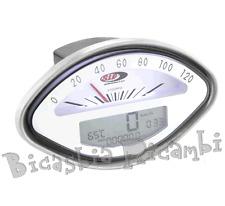 4612 CONTACHILOMETRI DIGITALE BIANCO VESPA 125 150 GT SPRINT GL VBA1T VBB1T VBB2