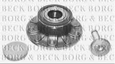 BWK980 BORG & BECK WHEEL BEARING KIT fits Audi, Seat, VW - Rear NEW O.E SPEC!