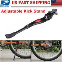 BLACK GREENFIELD KS-2 ALLOY BICYCLE BIKE KICK STAND KICKSTAND 285 MM KS-2SB NEW