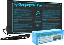 "PROPAGATE PRO Seedling Heat Mat 10""x20"" Seed Starter Pad Germination Clone"
