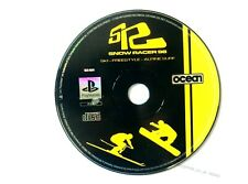 46243 Snow Racer 98 - Sony PS1 Playstation 1 (1998) SLES 01106