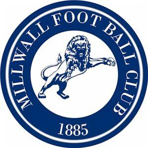 Millwall FC Home Football Programmes FREE SHIPPING