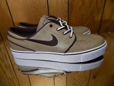 promo code 61062 54cff Nike SB Zoom Stefan Janoski OG 833603-220 Khaki Boulder New Men s Shoes Size  9