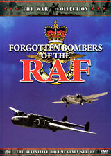 THE WAR COLLECTION - FORGOTTEN BOMBERS OF THE RAF (AUSTRALIAN WAR PLANES) DVD