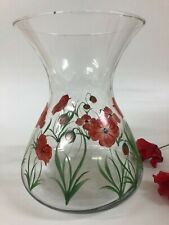 Individually hand painted Large Bouquet Vase