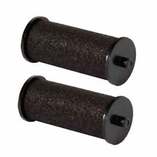 Black Ink Roller Compatable for Meto 5.26 and 1026 labelers, Pack of 2