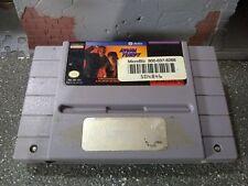 Rival Turf Super Nintendo Snes