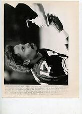 Original September 16 1974 Joe Gilliam Pittsburgh Steelers 8 X 10 Wire Photo